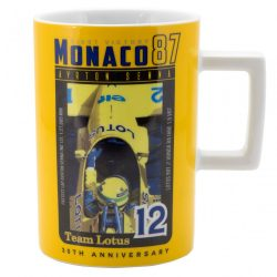 2017, Yellow, 300 ml, Senna Monaco Mug