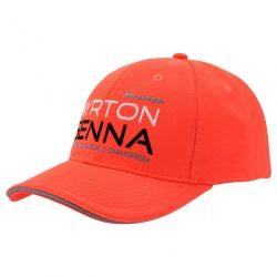 2017, Orange, Adult, Senna McLaren Baseball Cap