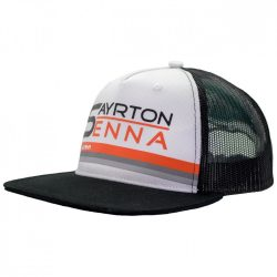 2018, Black, Adult, Senna 1988 McLaren Baseball Cap