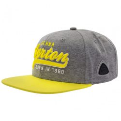 2017, Grey, Adult, Senna Legendary Fletbrim Cap