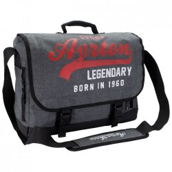 2018, Grey, 40x32x13 cm, Senna Legendary Laptop Bag