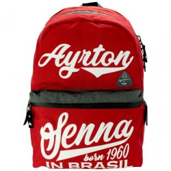 2017, Red, 30x45x15 cm, Senna 1960 Backpack