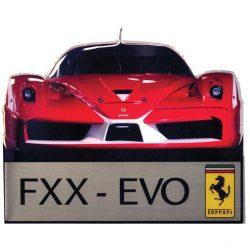 2019, Red, Ferrari FXX EVO Fridge Magnet