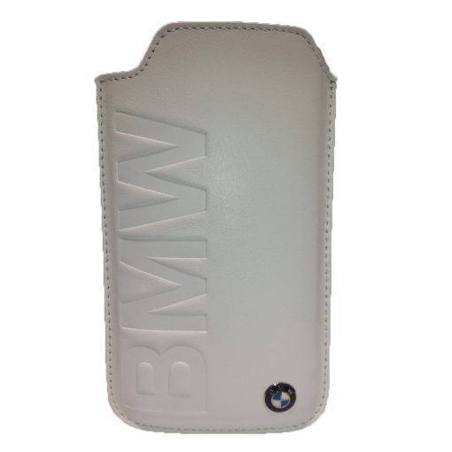 BMW Lifestyle Universal Phone Case, White, 2014 - FansBRANDS