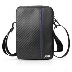 2019, 25x19x6 cm, Black, BMW Motorsport Blue Carbon Sidebag