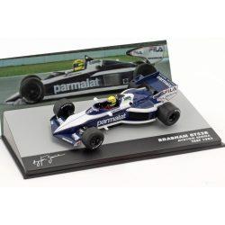 2019, White, 1:43, Senna Brabham BT52B 1983 Model Car