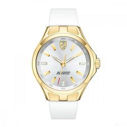 2019, Gold, Ferrari Donna Quartz Womens Watch