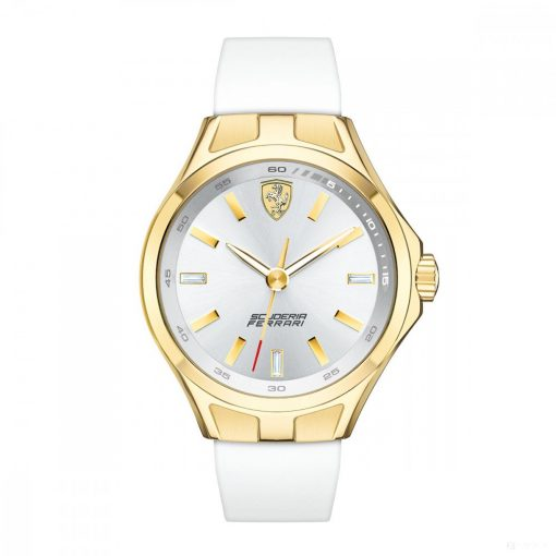 Ferrari Donna Quartz Womens Watch, Gold, 2019 - FansBRANDS