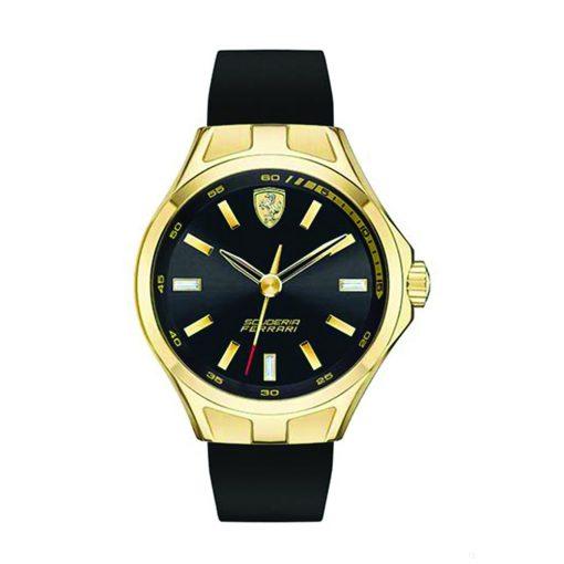 2019, Gold, Ferrari Donna Quartz Womens Watch