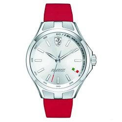 2019, Red, Ferrari Donna Quartz Womens Watch