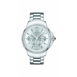 2019, Silver, Ferrari Donna Scudetto Womens Watch