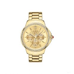 2019, Gold, Ferrari Donna Scudetto Womens Watch