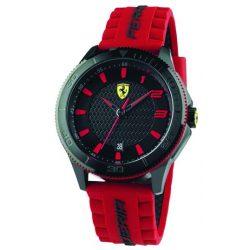 2019, Red, Ferrari F1 Scuderia Mens Watch