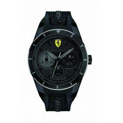 2019, Black, Ferrari Redrev T Mens Watch
