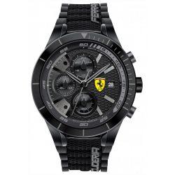2019, Black, Ferrari Redrev EVO Mens Watch