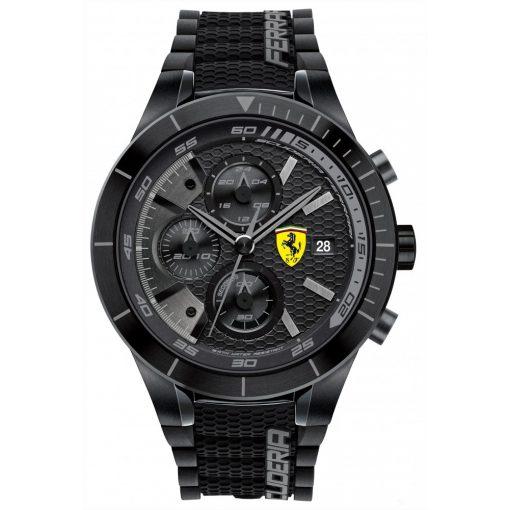 Ferrari Redrev EVO Mens Watch, Black, 2019 - FansBRANDS