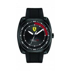 2019, Black, Ferrari Tipo J-46 Mens Watch