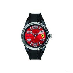 2019, Black-Red, Ferrari Redrev T Quartz Mens Watch