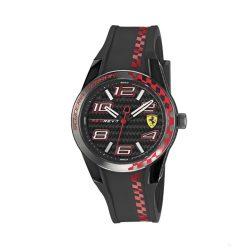 2019, Black, Ferrari Redrev T Quartz Mens Watch
