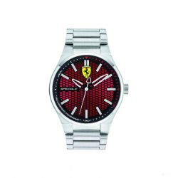 2019, Silver, Ferrari Speciale Quartz Mens Watch
