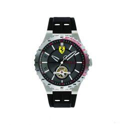 2019, Silver-Black, Ferrari Special EVO Automatic Mens Watch
