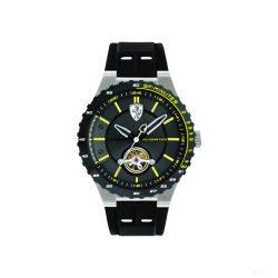 2019, Black-Yellow, Ferrari Special EVO Automatic Mens Watch