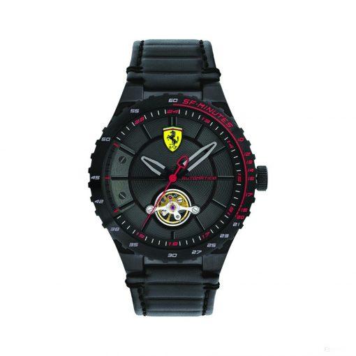 Ferrari Special EVO Automatic Mens Watch, Black, 2019 - FansBRANDS