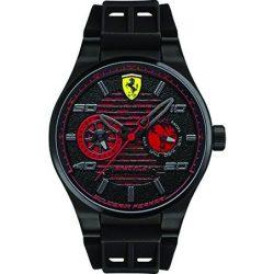 2019, Red-Black, Ferrari Speciale MultiFX Mens Watch