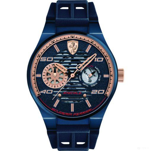 Ferrari Speciale Quartz Mens Watch, Black-Blue, 2019 - FansBRANDS