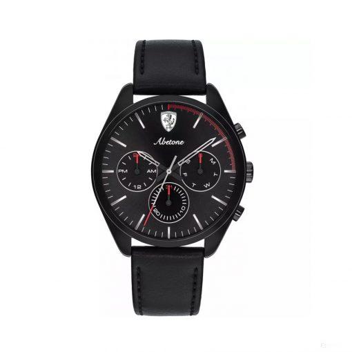 2019, Black, Ferrari Abetone MultiFX Mens Watch