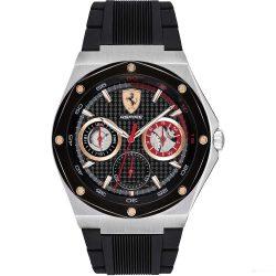 2019, Black, Ferrari Aspire Multifunction Mens Watch