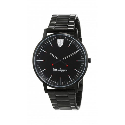 Ferrari Ultraleggero 2H Mens Watch, Black, 2019 - FansBRANDS