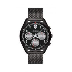 2019, Black, Ferrari Abetone Mens Watch