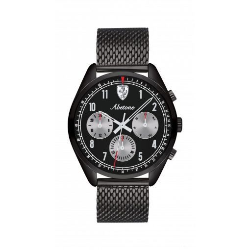 Ferrari Abetone Mens Watch, Black, 2019 - FansBRANDS