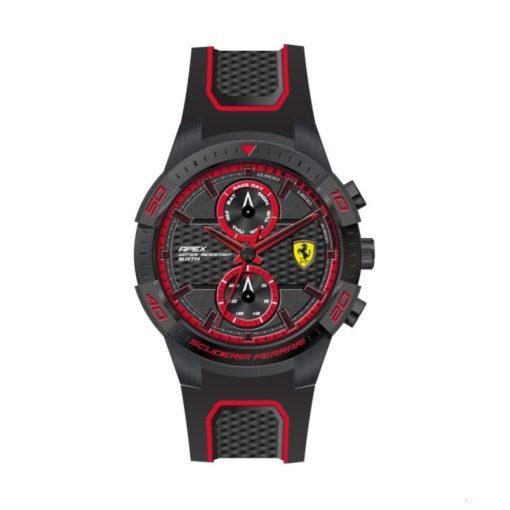 2019, Black-Red, Ferrari Apex MultiFX Mens Watch