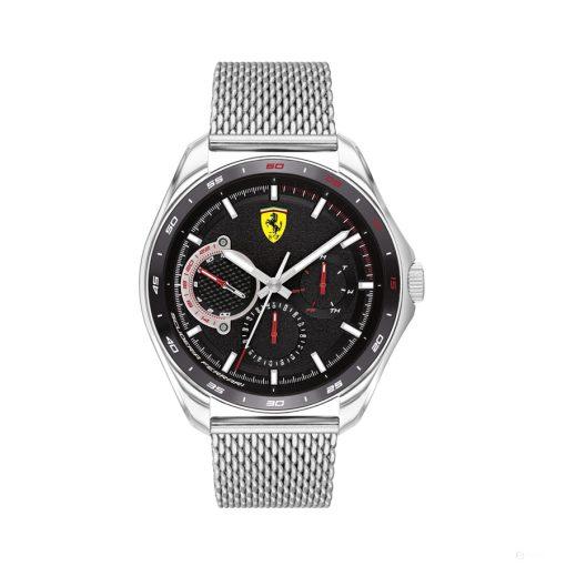 2020, Silver, Ferrari Speedracer MultiFX Mesh Mens Watch