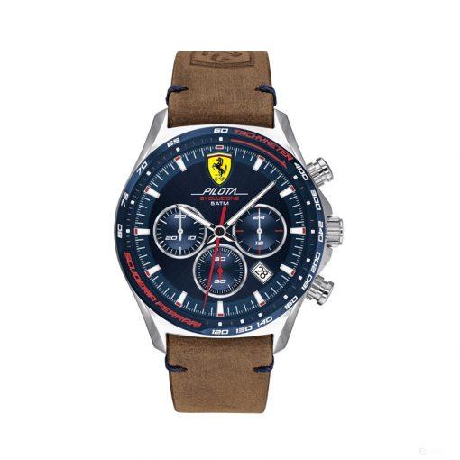 2020, Brown, Ferrari Pilota EVO Chrono Mens Watch