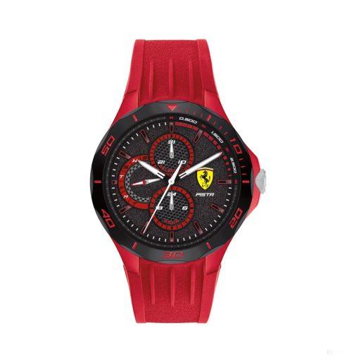 2020, Red, Ferrari Pista MultiFX Mens Watch