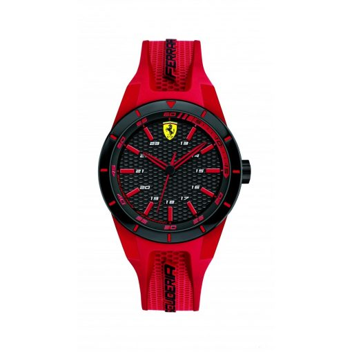 2019, Red, Ferrari Donna Quartz Womens Watch