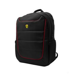 2019, 43x32x12 cm, Black, Ferrari Black Carbon Backpack