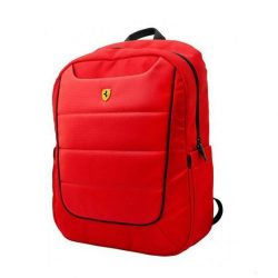 2019, 43x32x12 cm, Red, Ferrari Red Carbon Backpack