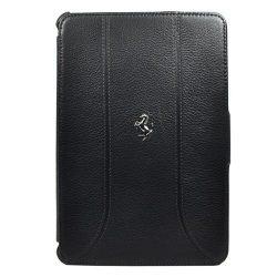 2013, Black, iPad 3, Ferrari Horse Flip Case