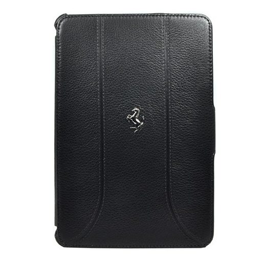 Ferrari Horse Flip Case, Black, 2013 - FansBRANDS