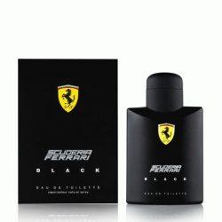 2019, 125 ml, Ferrari Black Eau De Toilette for Mens