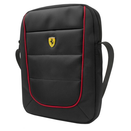 Ferrari Scudetto Sidebag, Black, 2018 - FansBRANDS