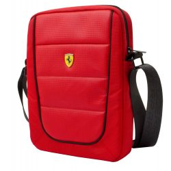 2018, Red, Ferrari Scudetto Sidebag