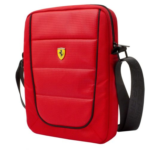 Ferrari Scudetto Sidebag, Red, 2018 - FansBRANDS