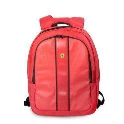 2019, Red, Ferrari USB Connector Backpack