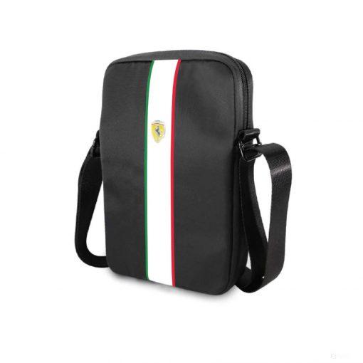 2020, Black, Ferrari Pista Italian Sidebag