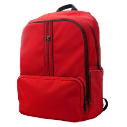 2018, Red, Ferrari Urban Backpack